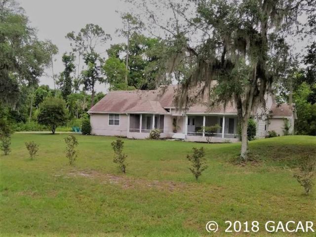 327 Riley Lake Drive, Hawthorne, FL 32640 (MLS #415056) :: Florida Homes Realty & Mortgage