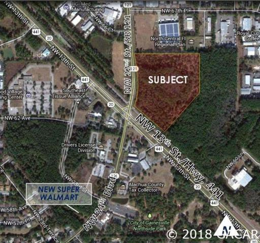 tbd NW 67 Place, Gainesville, FL 32653 (MLS #415114) :: Thomas Group Realty