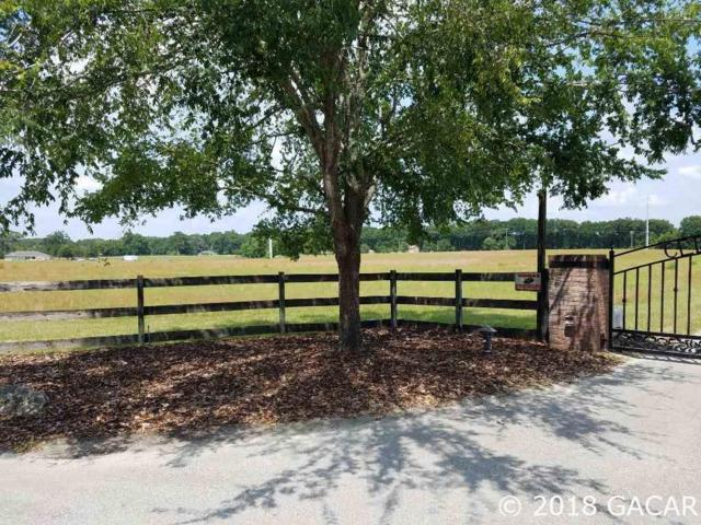 00 NW 165th Avenue, High Springs, FL 32643 (MLS #415168) :: Bosshardt Realty