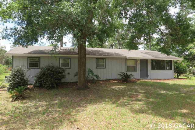 3821 SE 17TH Avenue, Gainesville, FL 32641 (MLS #415169) :: Thomas Group Realty