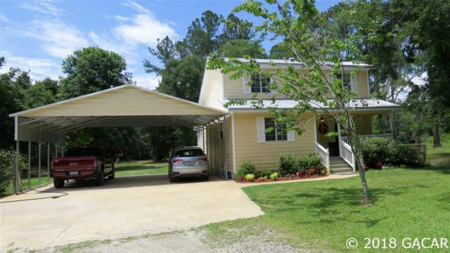 22484 NW 87TH AVENUE Road, Micanopy, FL 32667 (MLS #415176) :: Florida Homes Realty & Mortgage