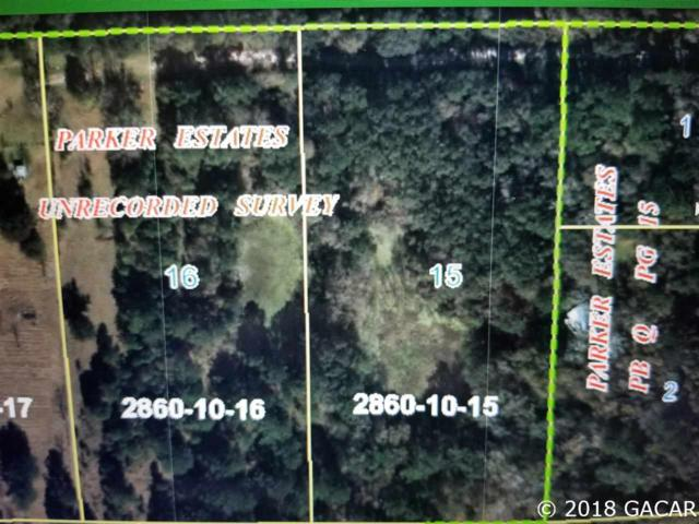Lot 15 254th Lane, Alachua, FL 32615 (MLS #415285) :: The Curlings Group