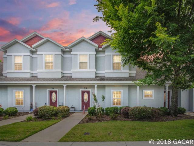 151 SW 145TH Drive #58, Newberry, FL 32669 (MLS #415329) :: Bosshardt Realty