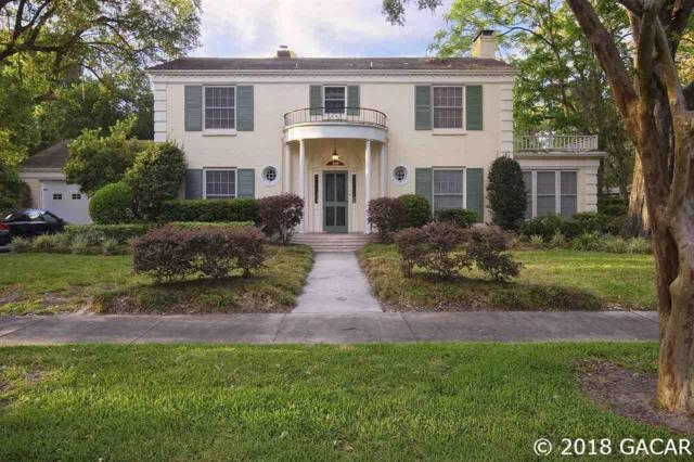544 NE 10th Avenue, Gainesville, FL 32601 (MLS #415331) :: Bosshardt Realty