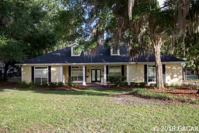 7911 NW 56th Way, Gainesville, FL 32653 (MLS #415363) :: Pristine Properties