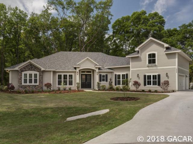 16889 NW 2ND Road, Newberry, FL 32669 (MLS #415481) :: Bosshardt Realty