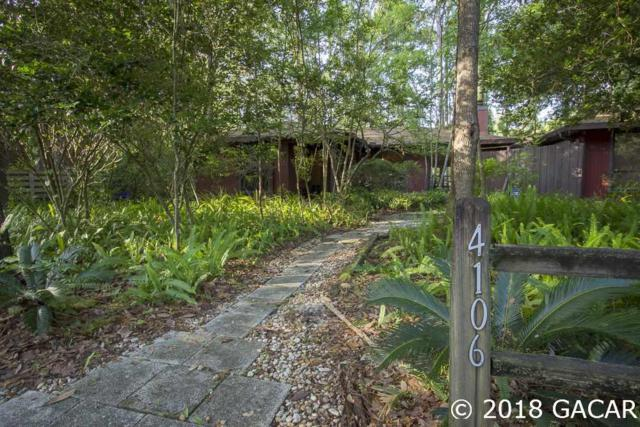 4106 NW Alpine Drive, Gainesville, FL 32605 (MLS #415489) :: OurTown Group