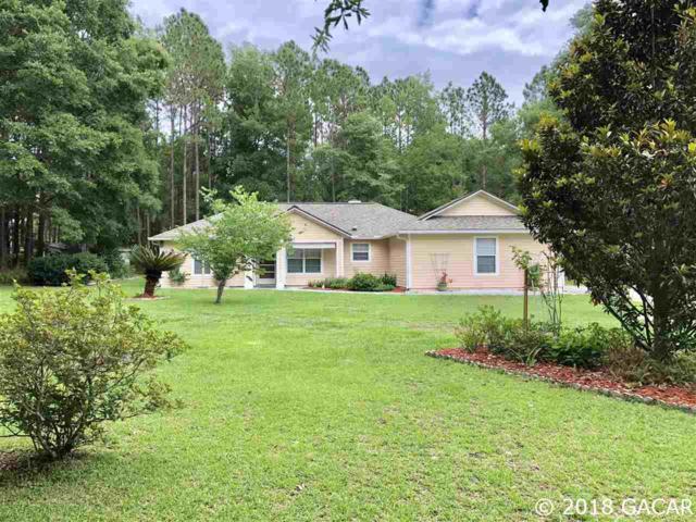 2505 NW 247th Terrace, Newberry, FL 32669 (MLS #415491) :: Bosshardt Realty