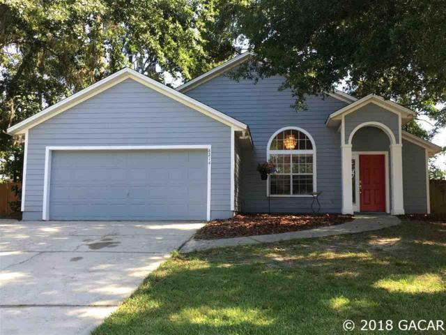 8214 SW 61st Place, Gainesville, FL 32608 (MLS #415676) :: Bosshardt Realty