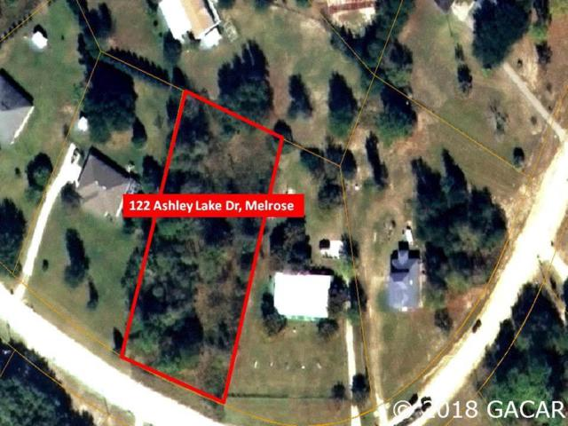 122 Ashley Lake Drive, Melrose, FL 32666 (MLS #415685) :: OurTown Group