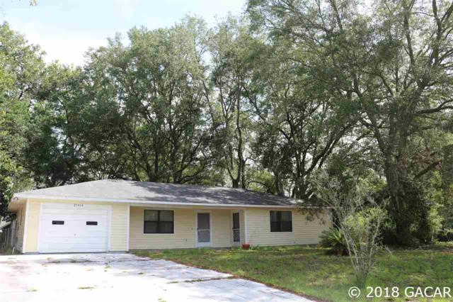 25404 SW 18th Avenue, Newberry, FL 32669 (MLS #415702) :: Thomas Group Realty