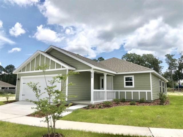 25108 SW 9th Lane, Newberry, FL 32669 (MLS #415708) :: Thomas Group Realty