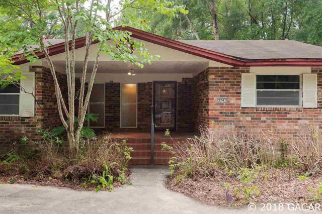 3741 NW 17TH Lane, Gainesville, FL 32605 (MLS #415711) :: Florida Homes Realty & Mortgage