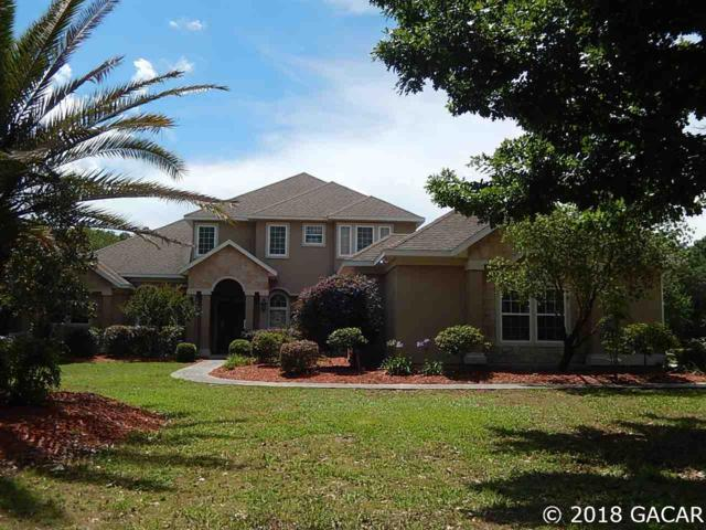 610 NW 156TH Way, Newberry, FL 32669 (MLS #415736) :: Thomas Group Realty