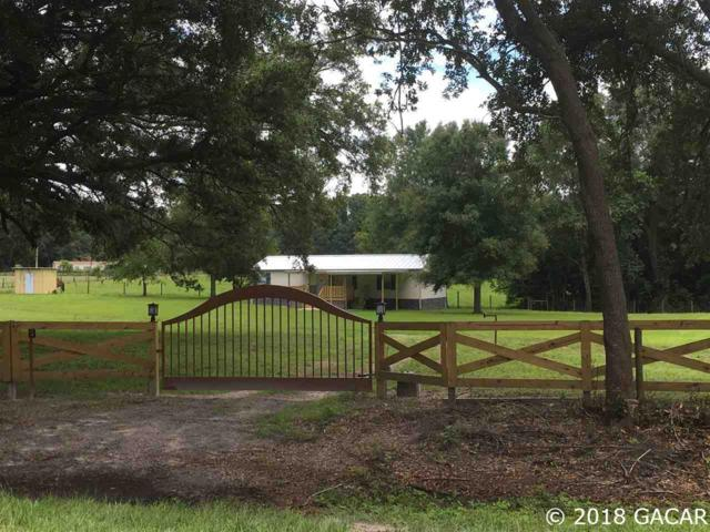 24325 NW 94th Avenue, Alachua, FL 32615 (MLS #415817) :: Bosshardt Realty