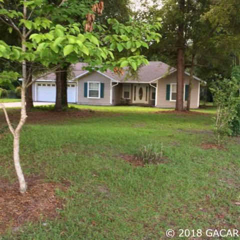 20060 NW 258th Dr, High Springs, FL 32643 (MLS #415824) :: Rabell Realty Group