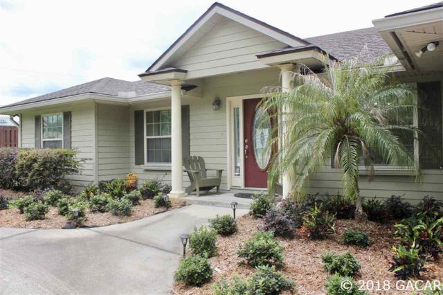 591 SE 31st Way, Melrose, FL 32666 (MLS #415916) :: Bosshardt Realty