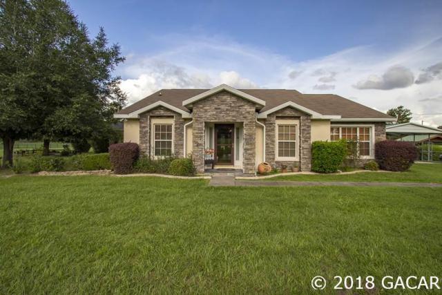 15703 NW 222 Street, High Springs, FL 32643 (MLS #415920) :: Rabell Realty Group