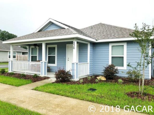 536 SW 251 Street, Newberry, FL 32669 (MLS #415926) :: Abraham Agape Group