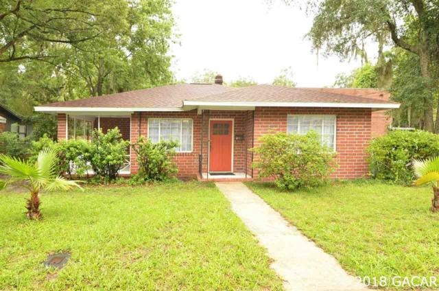 1119 NW 4th Avenue, Gainesville, FL 32601 (MLS #415933) :: Bosshardt Realty