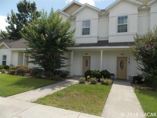 194 SW 145th Drive #15, Newberry, FL 32669 (MLS #416019) :: Thomas Group Realty