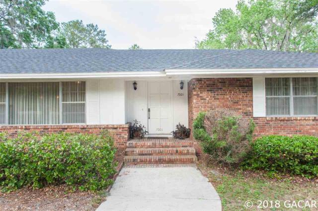 7001 SW 30th Way, Gainesville, FL 32608 (MLS #416068) :: OurTown Group
