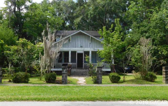 15 SE 1st Avenue, Williston, FL 32696 (MLS #416096) :: Florida Homes Realty & Mortgage