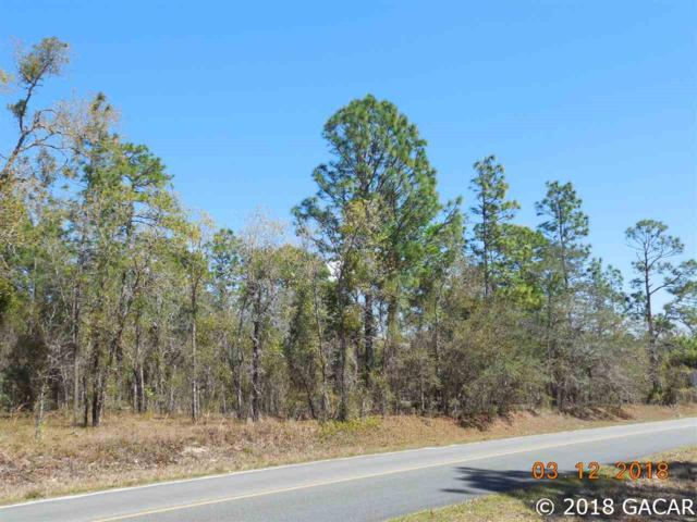 TBD SE 117th Terrace, Morriston, FL 32668 (MLS #416174) :: Thomas Group Realty