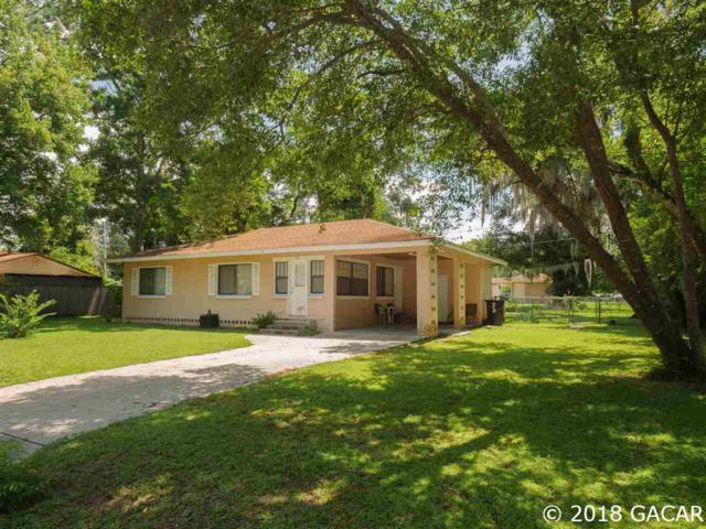 23 NE 45th Street, Gainesville, FL 32641 (MLS #416216) :: Bosshardt Realty