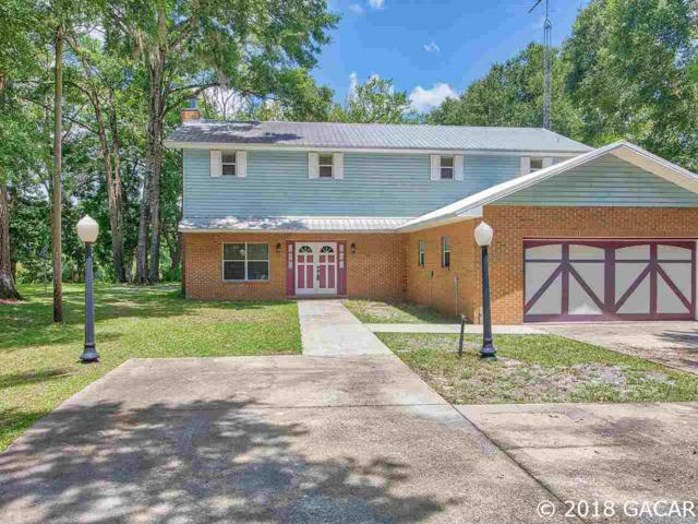 3869 NW 67th Terrace, Bell, FL 32619 (MLS #416265) :: OurTown Group