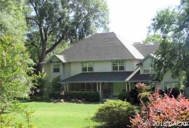 9719 NE Cr 1469 Road, Earleton, FL 32631 (MLS #416275) :: Thomas Group Realty