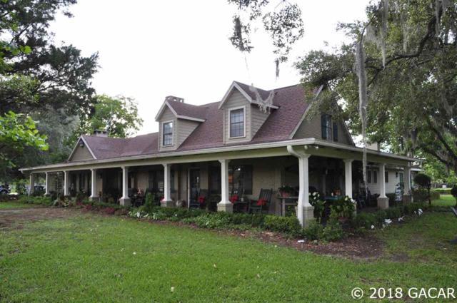 12020 NE County Road 225, Waldo, FL 32694 (MLS #416282) :: Pepine Realty