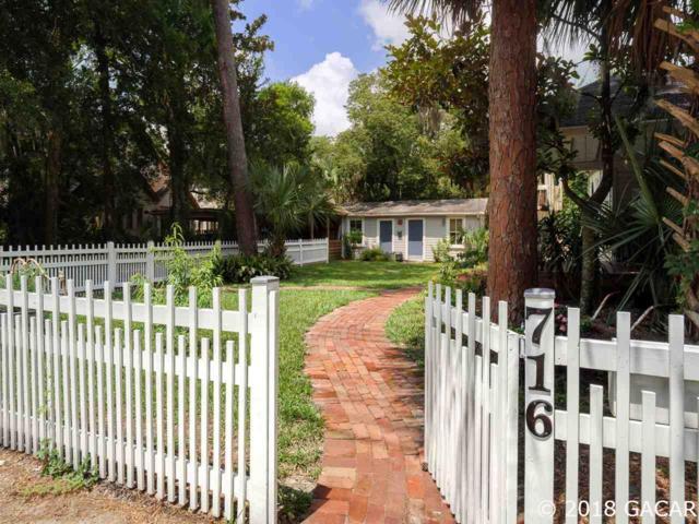 716 NE 2nd Street, Gainesville, FL 32601 (MLS #416293) :: OurTown Group
