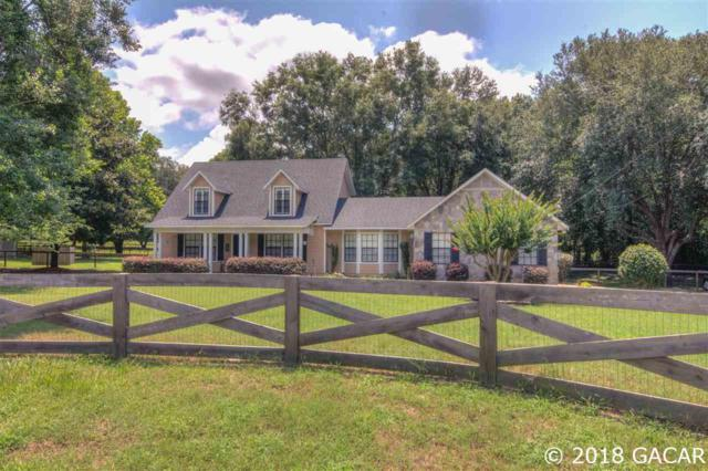 3705 NW 128th Terrace, Gainesville, FL 32606 (MLS #416318) :: Thomas Group Realty