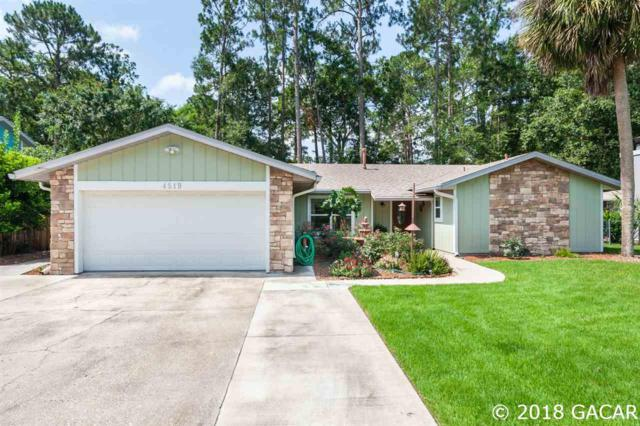 4519 NW 43rd Place, Gainesville, FL 32606 (MLS #416329) :: Thomas Group Realty