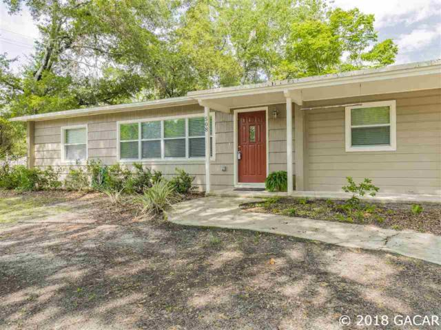 508 NW 36th Terrace, Gainesville, FL 32607 (MLS #416368) :: Abraham Agape Group