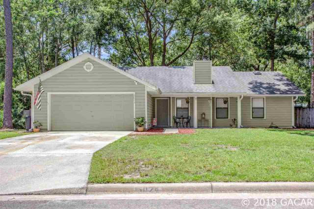 5024 NW 27TH Drive, Gainesville, FL 32605 (MLS #416396) :: Abraham Agape Group