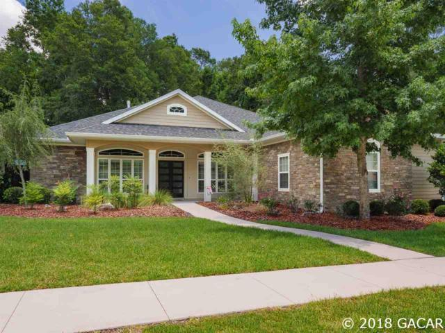 155 SW 118th Terrace, Gainesville, FL 32607 (MLS #416494) :: OurTown Group