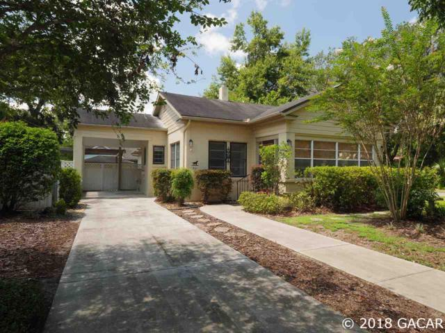 501 NE 8th Avenue, Gainesville, FL 32601 (MLS #416577) :: Bosshardt Realty