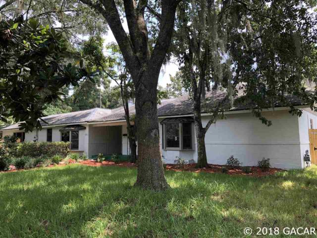 2031 NW 8th Place, Gainesville, FL 32603 (MLS #416601) :: Bosshardt Realty