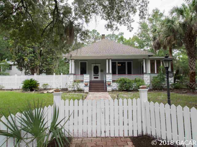 320 NE 7th Street, Gainesville, FL 32601 (MLS #416643) :: Florida Homes Realty & Mortgage
