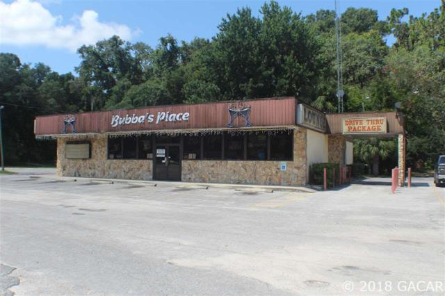 17650 NW Highway 19, Fanning Springs, FL 32693 (MLS #416653) :: Pepine Realty