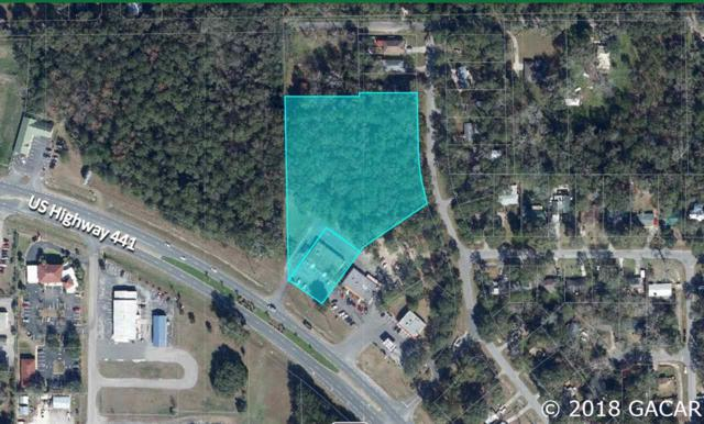 14435 NW Us Highway 441, Alachua, FL 32615 (MLS #416677) :: OurTown Group