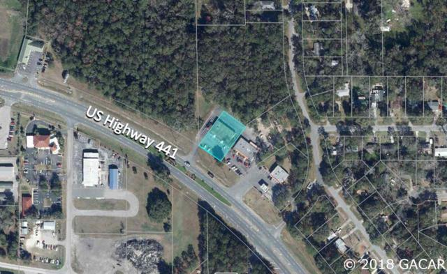 14435 NW Us Highway 441, Alachua, FL 32615 (MLS #416684) :: OurTown Group