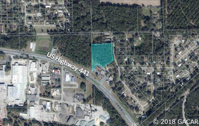 14435 NW Us Highway 441, Alachua, FL 32615 (MLS #416686) :: OurTown Group
