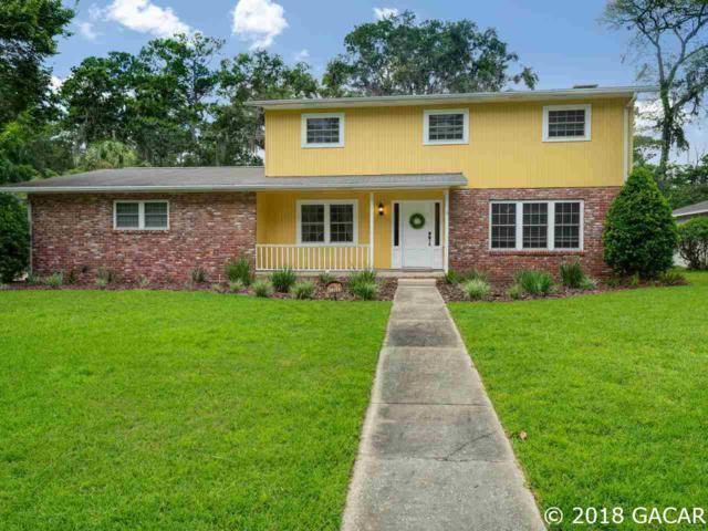 1314 NW 50th Terrace, Gainesville, FL 32605 (MLS #416703) :: Abraham Agape Group