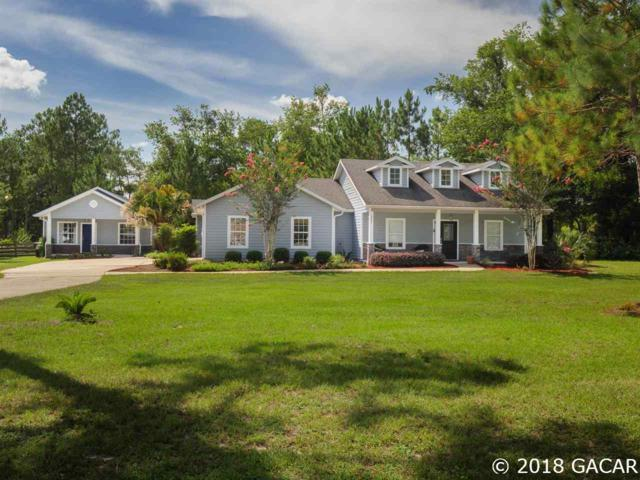 16558 NW 208th Way, High Springs, FL 32643 (MLS #416713) :: OurTown Group