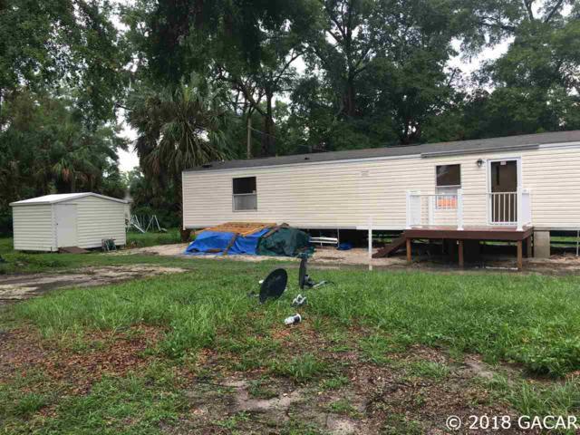 350 NW 255 Street, Newberry, FL 32669 (MLS #416775) :: Bosshardt Realty