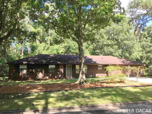 520 SW 77th Terrace, Gainesville, FL 32607 (MLS #416793) :: OurTown Group