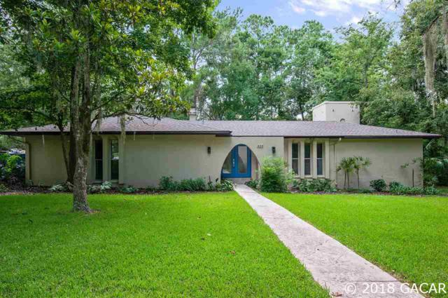 424 NW 101ST Street, Gainesville, FL 32607 (MLS #416865) :: Florida Homes Realty & Mortgage